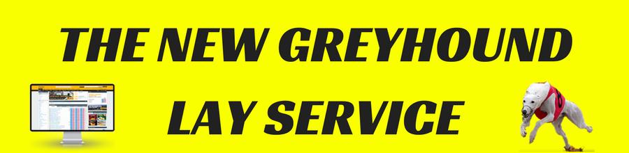 The New Greyhound Betting Lay Service Header